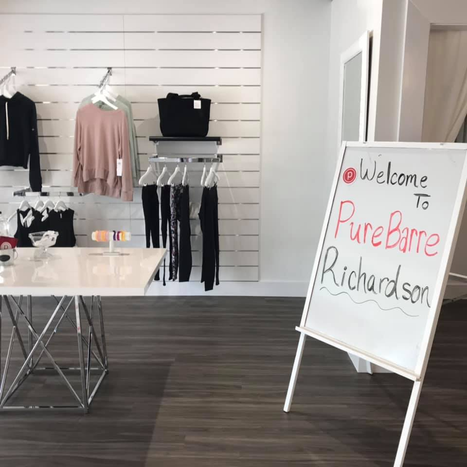 Welcome to Pure Barre Richardson - This is Richardson podcast